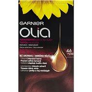 GARNIER Olia 4.6 Tmavočervená - Farba na vlasy