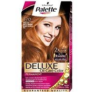 SCHWARZKOPF PALETTE Deluxe 370 Noblesný svetlomedený 50 ml - Farba na vlasy