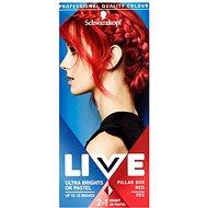 SCHWARZKOPF LIVE Color XXL 92 Pillar Box Red 50 ml - Farba na vlasy