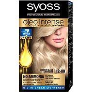 SYOSS Oleo Intense 12-00 Striebristá Blond 50 ml - Farba na vlasy