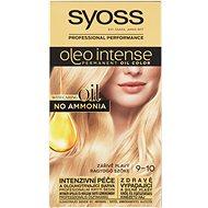 SYOSS Oleo Intense 9-10 Žiarivo plavý 50 ml - Farba na vlasy