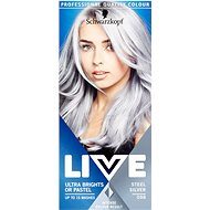 SCHWARZKOPF LIVE Ultra Bright Steel Silver 50 ml