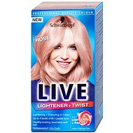SCHWARZKOPF LIVE Lightener & Twist 101 Cool Rose 50 ml