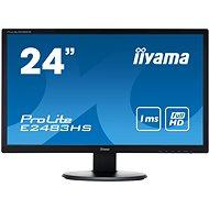 "24"" iiyama E2483HS-B3"