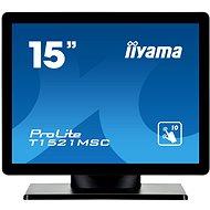 "15"" iiyama ProLite T1521MSC-B1 Touchscreen čierny"