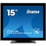"15"" iiyama ProLite T1532MSC-B3AG Touchscreen čierny"