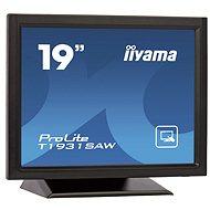 "19"" iiyama ProLite T1931SAW Touchscreen čierny - Dotykový LCD monitor"