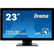 "23"" iiyama ProLite T2336MSC MultiTouch - Dotykový LCD monitor"