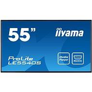 """55"""" iiyama ProLite LE5540S-B1 - Veľkoformátový displej"""