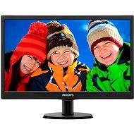"19.5"" Philips 203V5LSB26 - LED monitor"