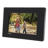 """7"""" LCD PHILIPS SPF1207, čierny - Fotorámik"""