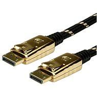 ROLINE Gold DisplayPort, 3m - Video kábel