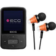 ECG PMP 30 8 GB Black - MP4 prehrávač
