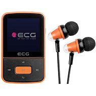 ECG PMP 30 8 GB Black&Orange