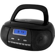 ECG CDR 500 U čierny - Rádiomagnetofón