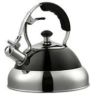 Wesco Classic Line kanvica na varenie vody čierna, 2l - Varná kanvica