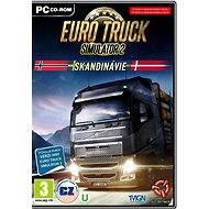 Euro Truck Simulator 2: Škandinávia CZ - Herný doplnok