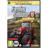 Farming Simulator 15 - Zlatá edícia - Hra pre PC