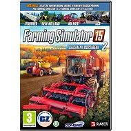 Farming Simulator 15 - Oficiálne rozšírenie 2 - Herný doplnok