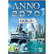 ANNO 2070 (Zlatá Edícia) - Hra pre PC
