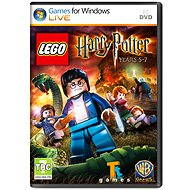 LEGO Harry Potter: Years 5-7 - Hra pre PC