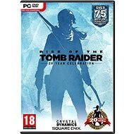 Rise of The Tomb Raider 20th Celebration Edition - Hra pre PC
