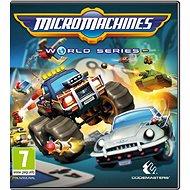 Micro Machines World Series - Hra pre PC