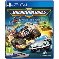 Micro Machines World Series - PS4 - Hra pre konzolu