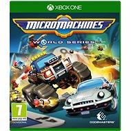 Micro Machines World Series - Xbox One - Hra pre konzolu
