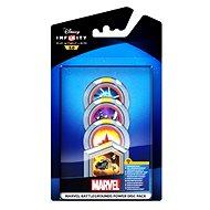 Disney Infinity 3.0: herné mince Marvel Battlegrounds - Herné figúrky
