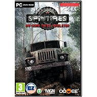 SPINTIRES: Off-Road Truck Simulator - Hra pre PC