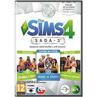 The Sims 4 Bundle Pack 3 - Herný doplnok