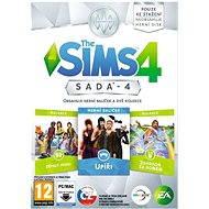 The Sims 4 Bundle Pack 4 - Herný doplnok