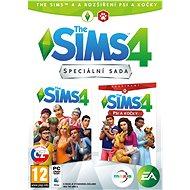 The Sims 4: Psi a Kočky bundle (Plná hra + rozšíření) - Hra pre PC