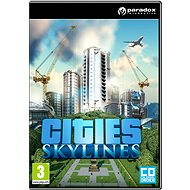 Cities: Skylines Deluxe Edition - Hra pre PC