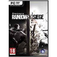 Tom Clancys: Rainbow Six: Siege - Hra pre PC