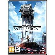 Star Wars: Battlefront - Hra pre PC