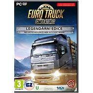 Euro Truck Simulator 2: Legendárna Edícia CZ - Herný doplnok