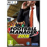 Football Manager 2016 - Hra pre PC