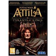 Total War: Attila - Tyrants & Kings - Hra pre PC