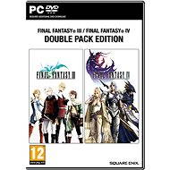 Final Fantasy III / Final Fantasy IV Double Pack Edition - Hra pre PC