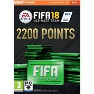 FIFA 18 - 2200 FUT Points - Herný doplnok