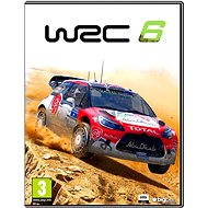 WRC 6: FIA World Rally Championship - Hra pre PC