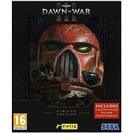 Warhammer 40,000: Dawn of War III Limited Edition - Hra pre PC