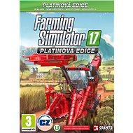 Farming Simulator 17 - Platinum Edition - Hra pre PC