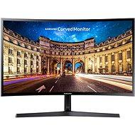 "27"" Samsung C27F396 - LED monitor"