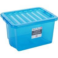 Wham Box s vekom 24l modrá 10843 - úložný box