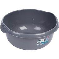Wham Umývadlo guľaté 32 cm strieborné 11270 - Umývadlo