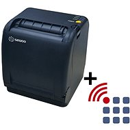 Sewoo SLK-TS400 Bluetooth čierna + SW EET Štart Kalkulačka - Pokladničná tlačiareň