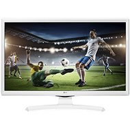 "24"" LG 24MT49VW biely - Monitor s TV tunerom"